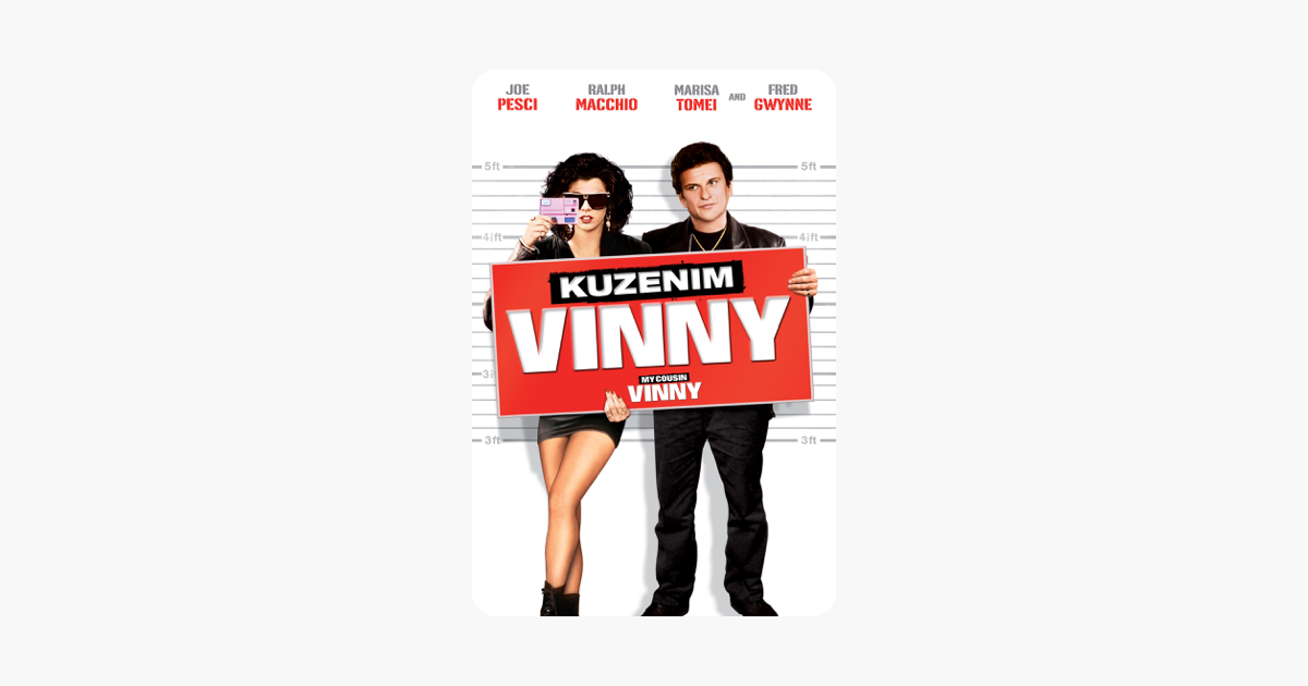 My Cousin Vinny On Itunes (= i have got a cousin who has been to almost all continents.) 2. itunes apple