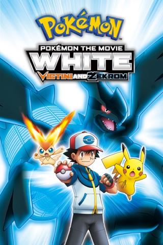 Pokemon The Movie Black Victini And Reshiram Dubbed On Itunes