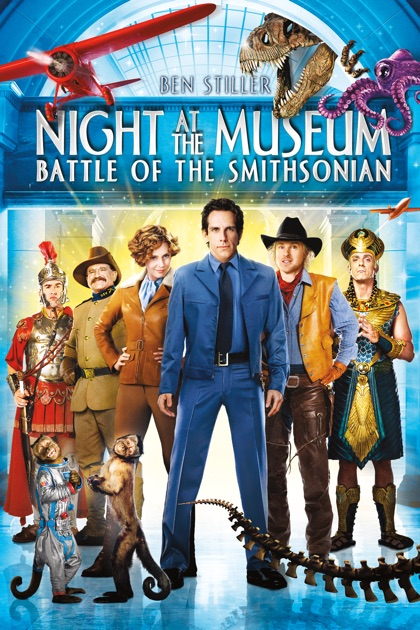 Night At the Museum: Battle of the Smithsonian on iTunes