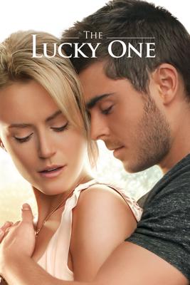 Nicholas Sparks - The Lucky One  artwork
