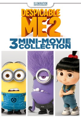 Despicable Me 2: 3 Mini-Movie Collection on iTunes