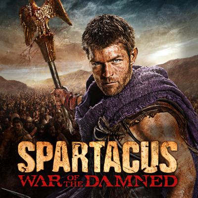 Spartacus: La Guerre des Damnes, Saison 3 (VF) - Spartacus