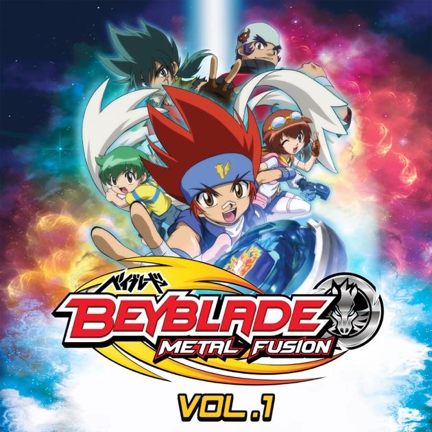 Beyblade Metal Fusion Serien Stream