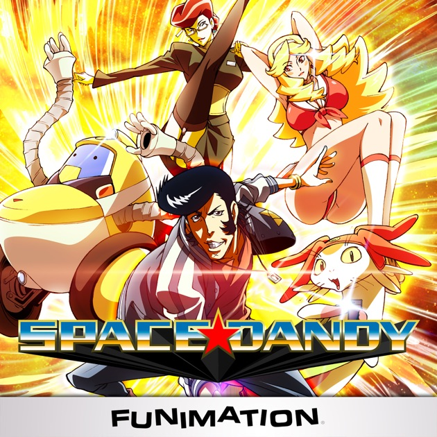 space dandy season 2 on itunes