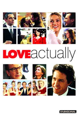 Richard Curtis - Love Actually illustration