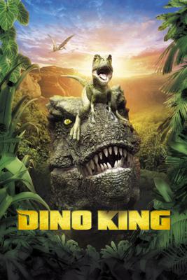 Han Sang-Ho - Dino King illustration