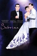 Capa do filme Sabrina (1954)