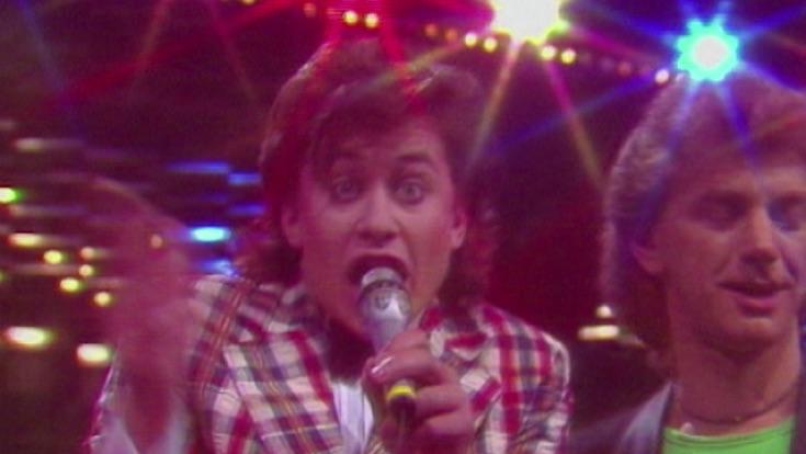 Zuppa Romana Zdf Hitparade 25 02 1984