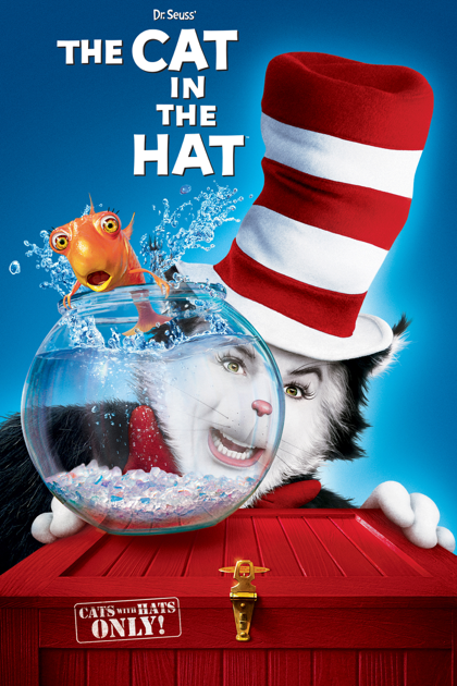 726742d7  Dr. Seuss' the Cat In the Hat on Apple TV
