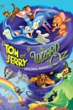 Capa do filme TOM & JERRY MAGICO DE OZ