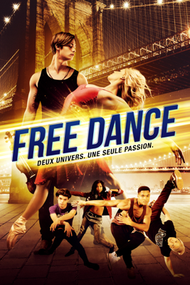 Michael Damian - Free Dance illustration