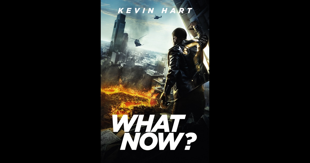 Kevin Hart What Now On Itunes