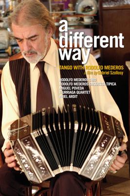 Gabriel Szollosy - A different way - Tango with Rodolfo Mederos Grafik