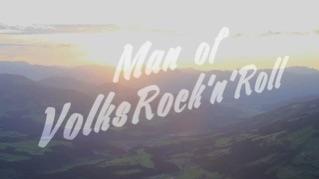 Man Of VolksRock'n'Roll (Lyric Video)