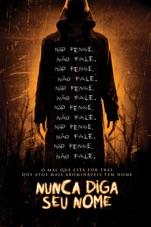 Capa do filme Nunca diga seu nome