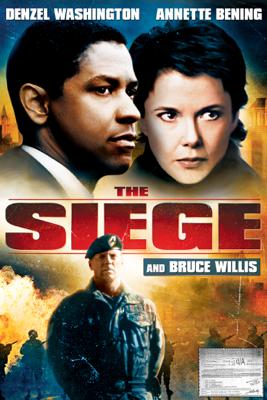 Edward Zwick - The Siege artwork