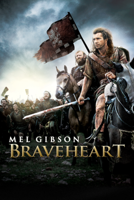 Mel Gibson - Braveheart bild