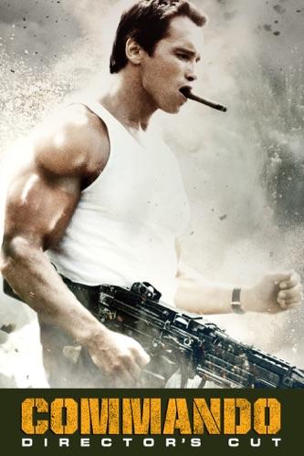 Commando (Director's Cut) movie poster