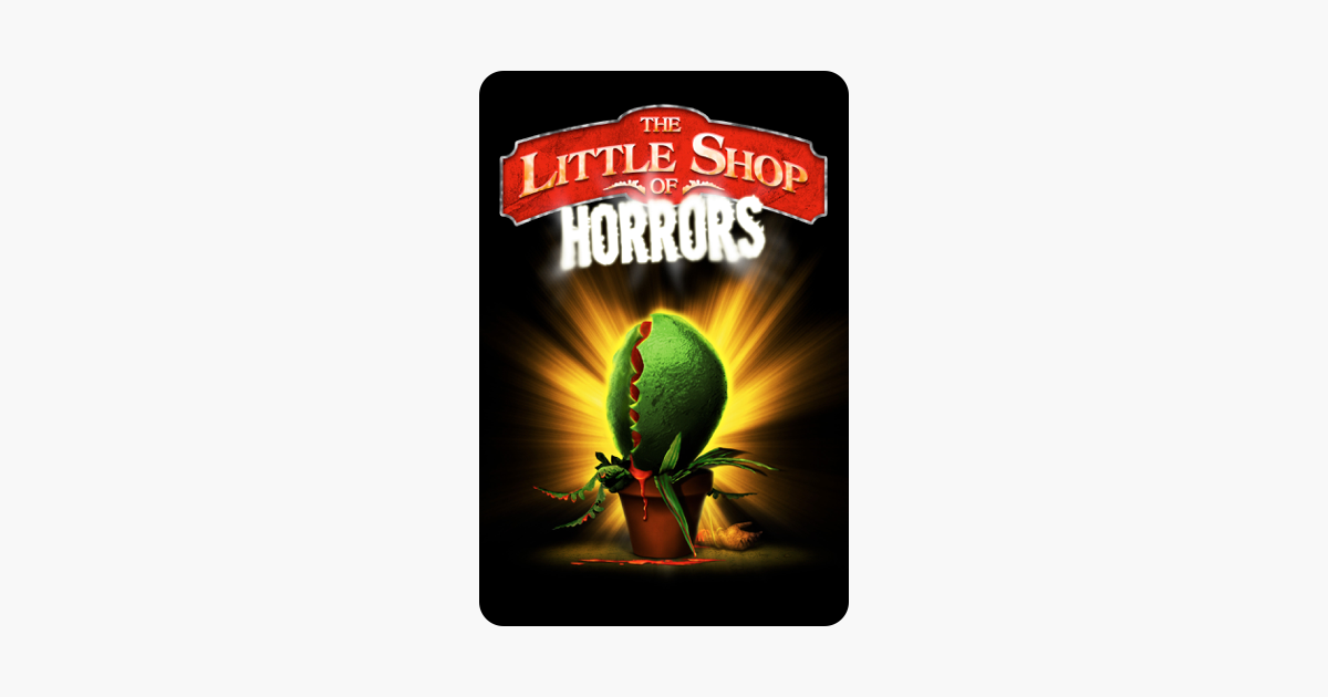 the little shop of horrors in color restored on itunes. Black Bedroom Furniture Sets. Home Design Ideas