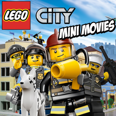 LEGO City - Mini Movies, Staffel 1 - LEGO City - Mini Movies