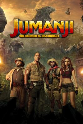 Jake Kasdan - Jumanji: Willkommen Im Dschungel Grafik