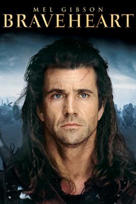 Mel Gibson - Braveheart  artwork