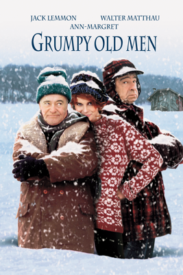 Donald Petrie - Grumpy Old Men  artwork