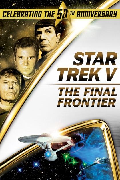 Star Trek V The Final Frontier On Itunes