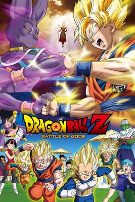 Dragon Ball Z : Battle of Gods - Masahiro Hosoda