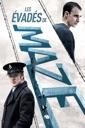 Affiche du film Les évadés de Maze