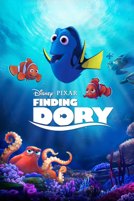 finding dory on itunes