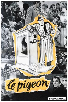 Mario Monicelli - Le pigeon illustration