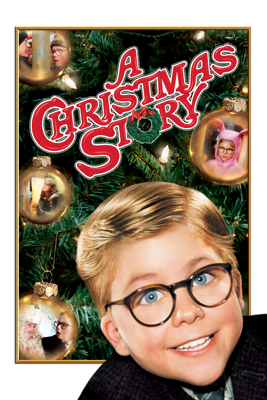 Bob Clark - A Christmas Story  artwork