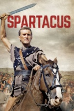 Capa do filme Spartacus (1960)