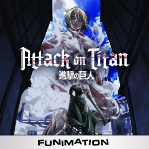 Attack On Titan, Season 1, Pt. 2