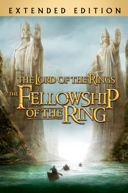 Watch Fellowship Of The Ring Extended Edition Hd