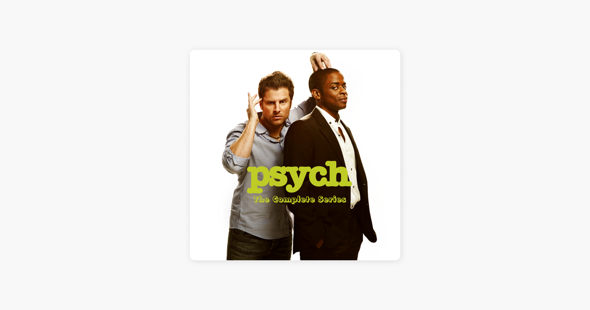 Psych Christmas Episodes.Psych The Complete Collection On Itunes