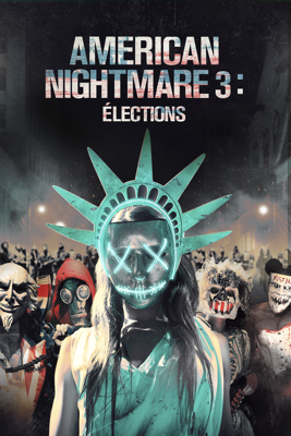 James DeMonaco - American Nightmare 3: Élections illustration