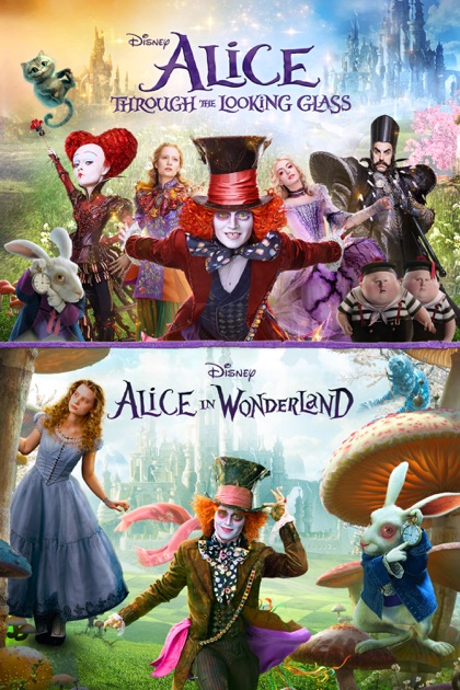 Download Film Alice Looking Glass 2016