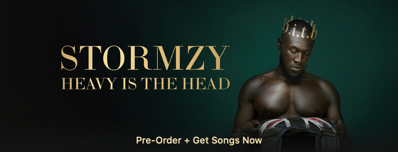 Heavy Is the Head by Stormzy