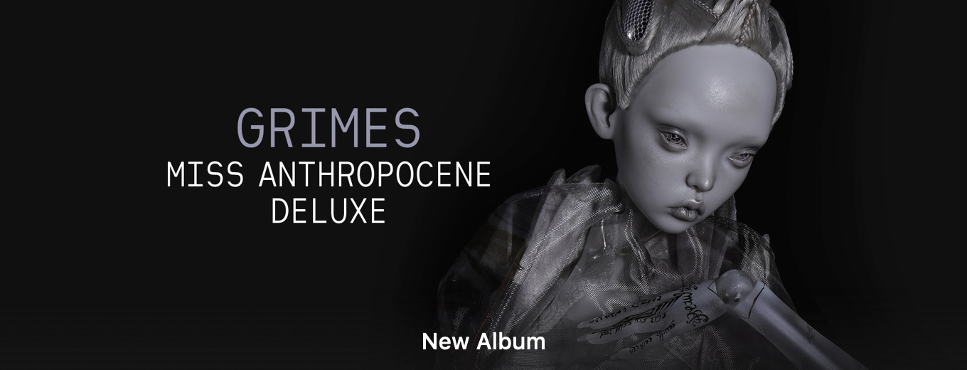 Miss Anthropocene (Deluxe Edition) by Grimes