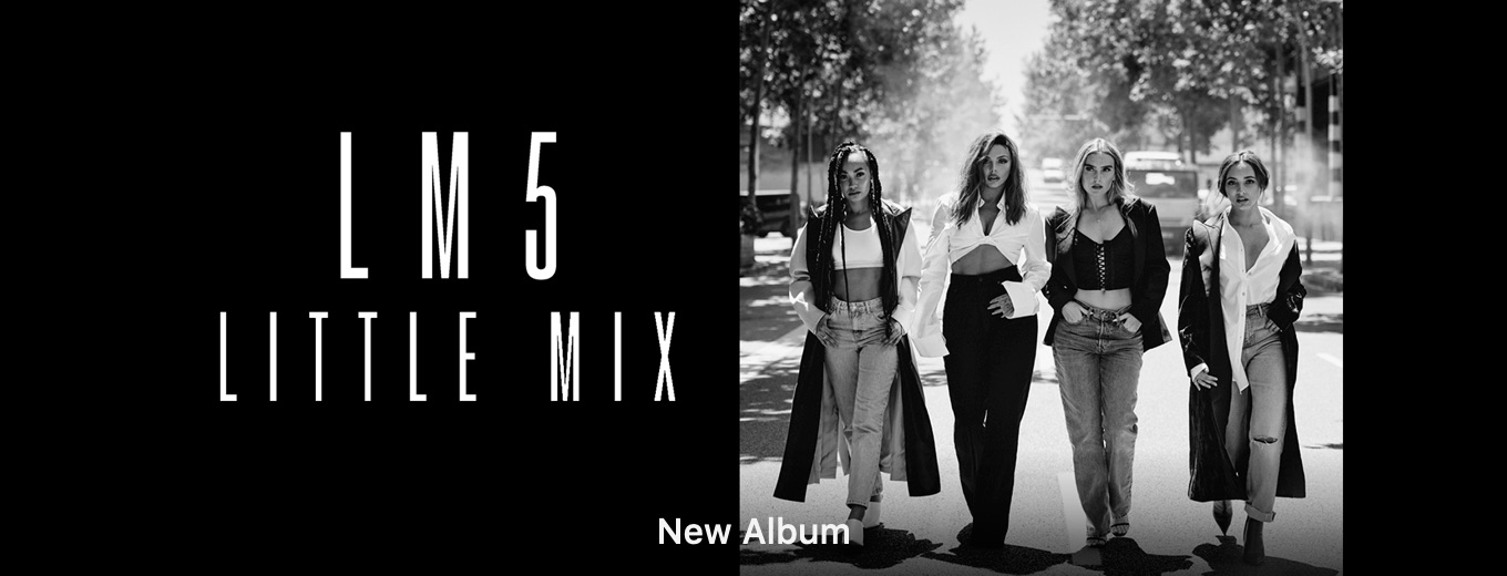 LM5 (Deluxe) by Little Mix