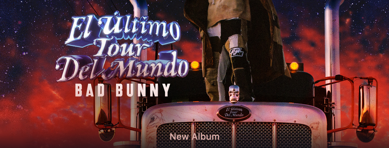 El Último Tour del Mundo by Bad Bunny