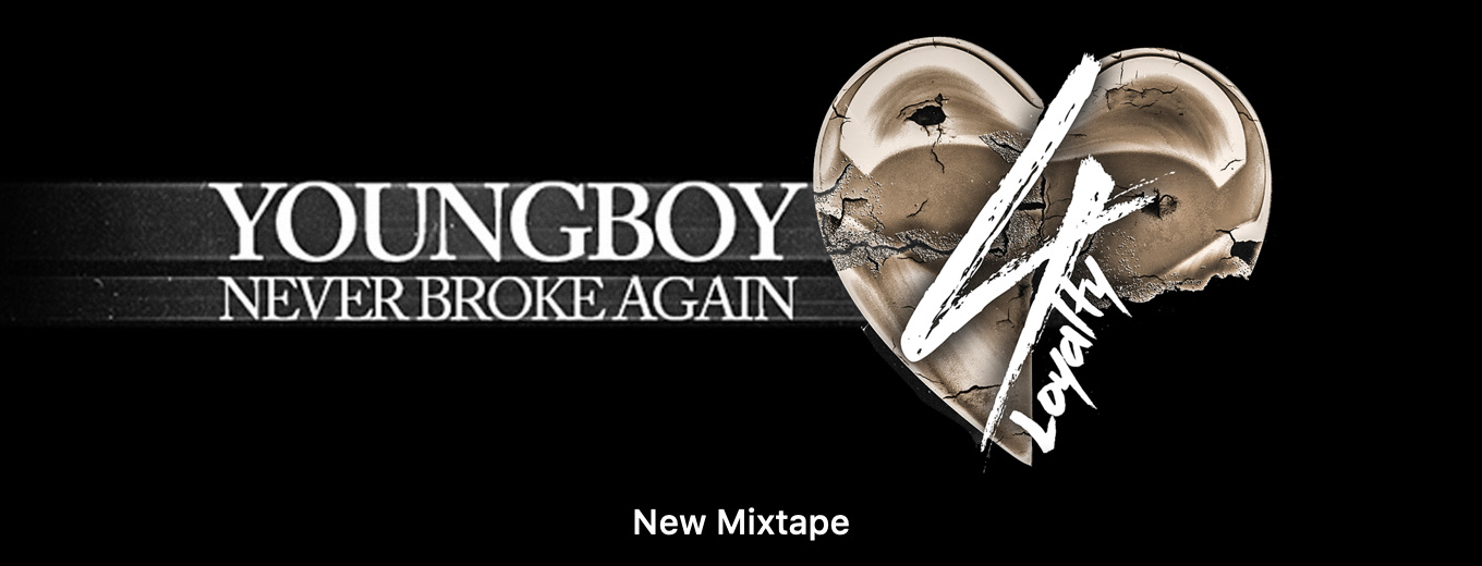 4Respect 4Freedom 4Loyalty 4WhatImportant by YoungBoy Never Broke Again