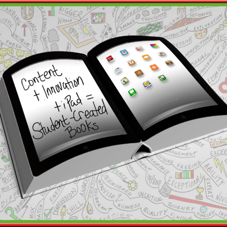 Student Created Books in the iClassroom - Free Course by