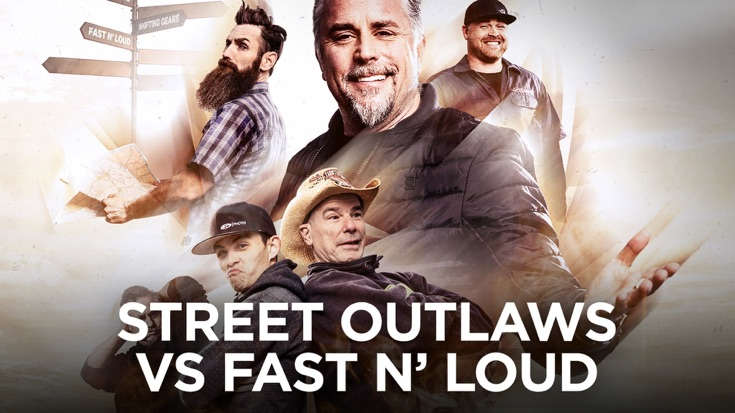 Build To Mega Race: Gear 3: Street Outlaws Vs Fast N' Loud