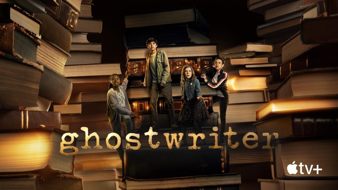 Ghostwriter On Apple Tv