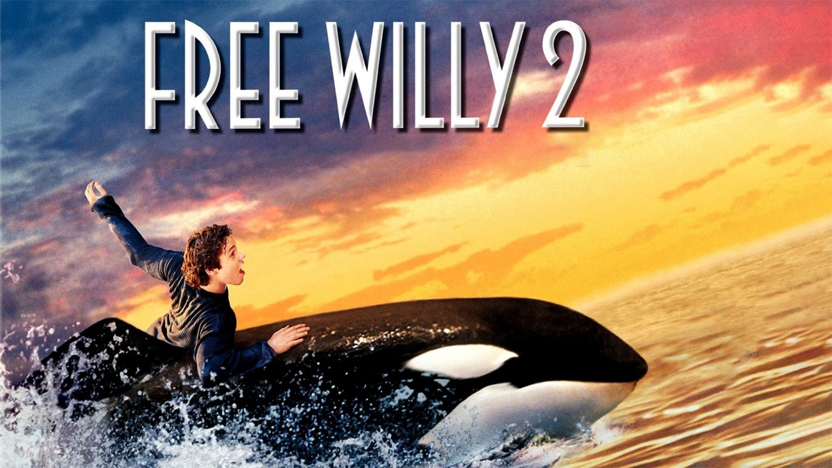 Free Willy 2 Film 1995
