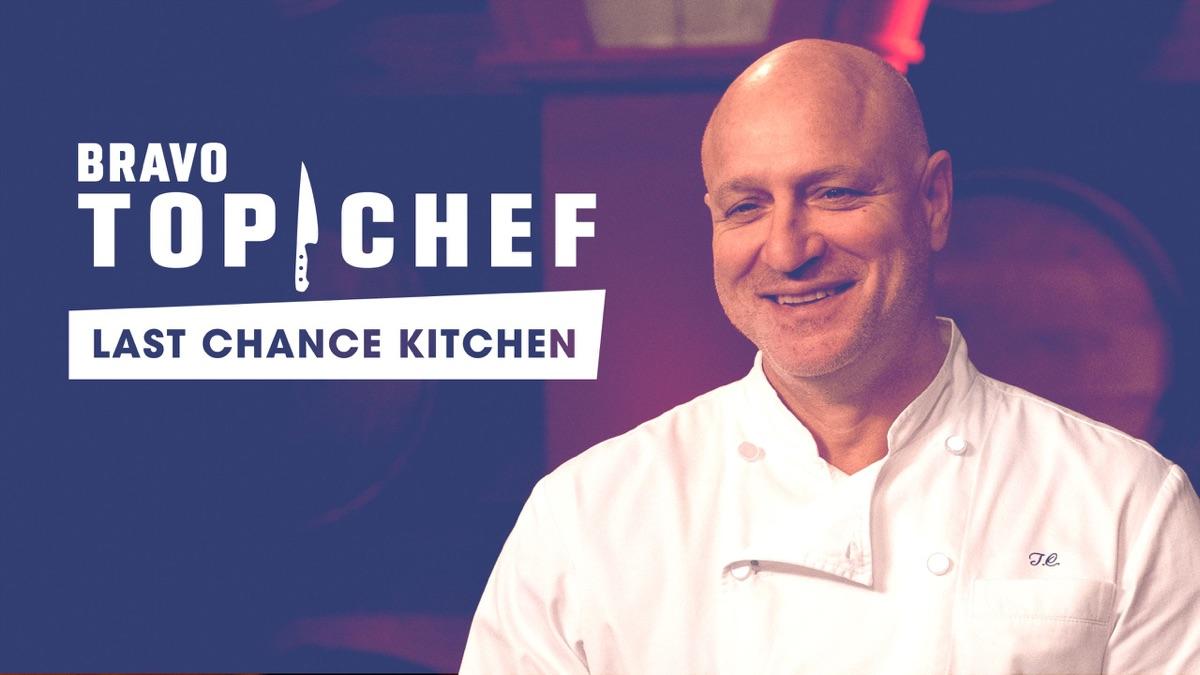 Top Chef Last Chance Kitchen Apple Tv