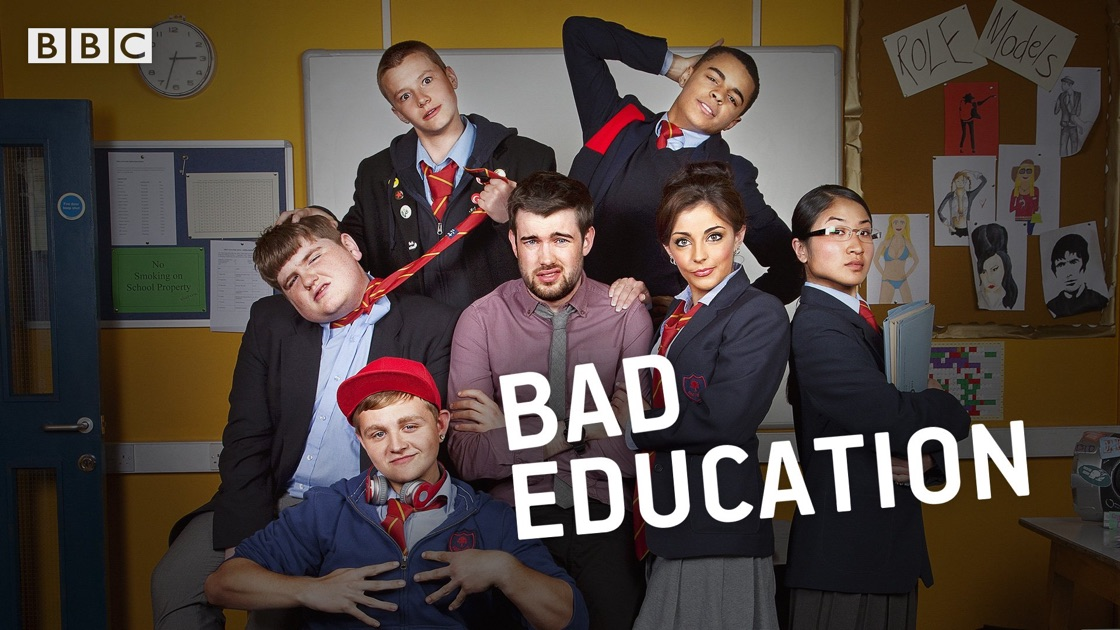 Bad Education Apple Tv